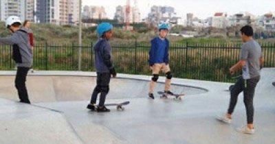 Empowerment by Skateboarding