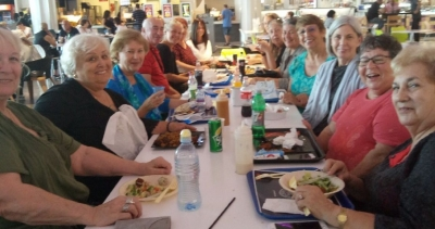 Jordan Valley Lunch Club in BIG mall