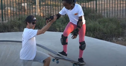 Empowerment by Skateboarding